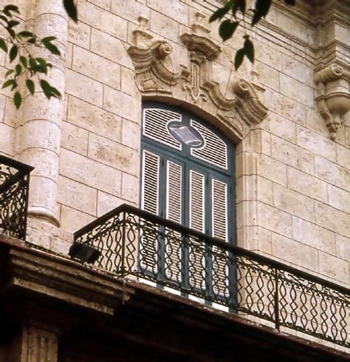 la havane balcon