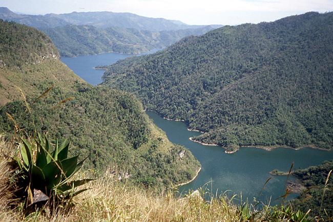 lac habanilla paysage cuba