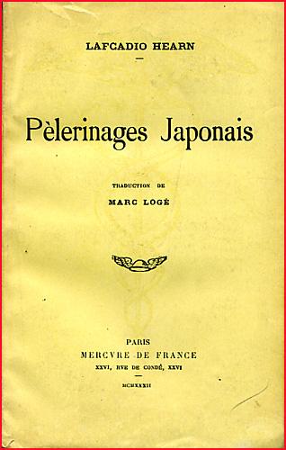 lafcadio hearn pelerinages japonais