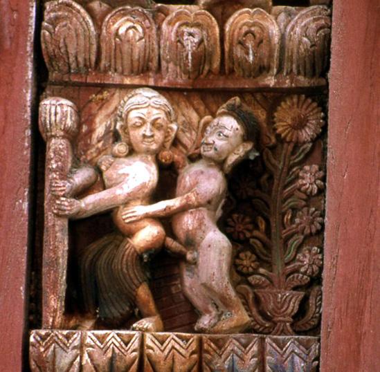 nepal bois erotiques Bhaktapur