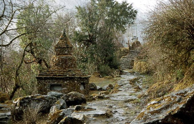 nepal chemin helambu