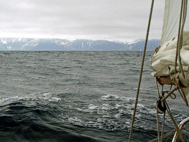 roger taylor photo montagnes au sud de l ile jan mayen