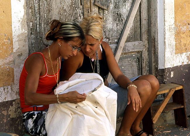 filles trinidad cuba