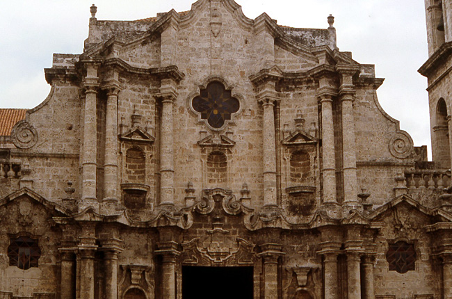 la havane cathedrale san cristobal