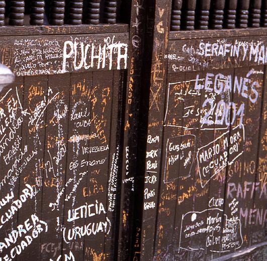 la havane grafittis