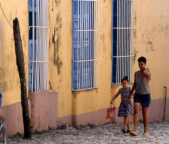 mere et fille trinidad cuba