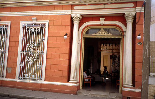trinidad interieur cuba