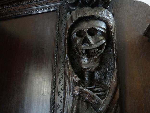 monterosso confrerie mortis et orationis tete de mort