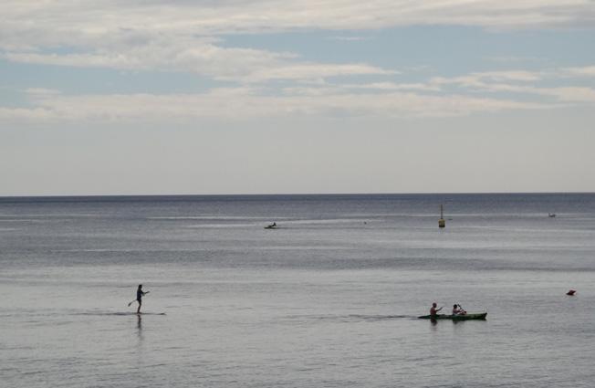 monterosso planche et kayak