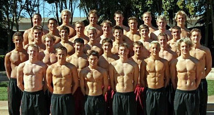 nageurs universite standford usa