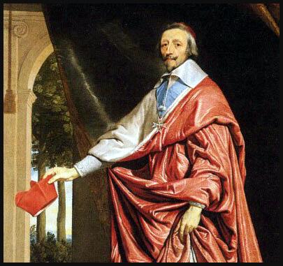 Richelieu Philippe de Champaigne 1637