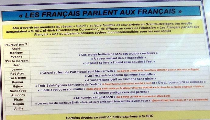 bbc evades parlent aux francais