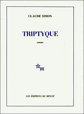 claude simon triptyque