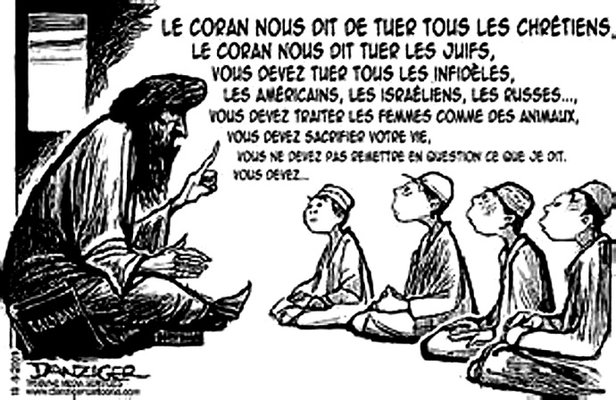 Coran dit