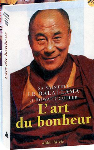 Dalai Lama L'art du bonheur