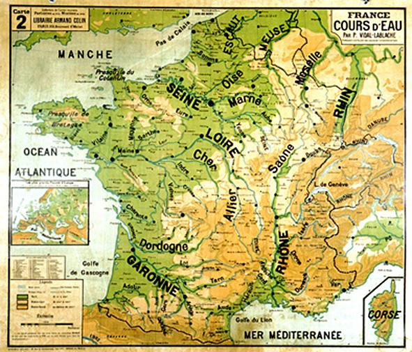 France Vidal de la Blache