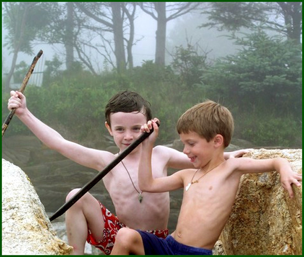 gamins aventure