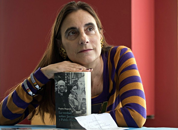 Pepita Dupont traduite en espagnol Barcelone 2014