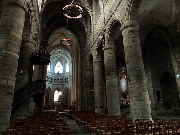st brieuc cathedrale choeur