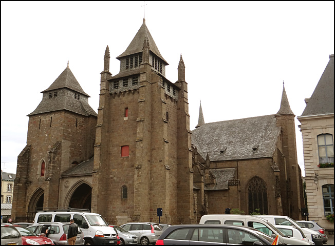 st brieuc cathedrale