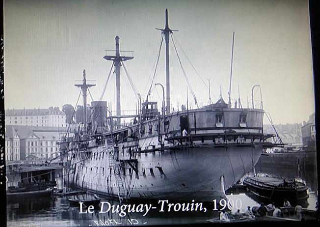 dugay trouin 1900 brest musee de la marine