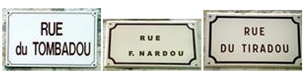 montcuq noms des rues 2