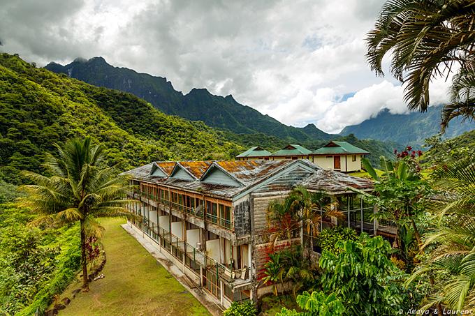 relais de la maroto tahiti