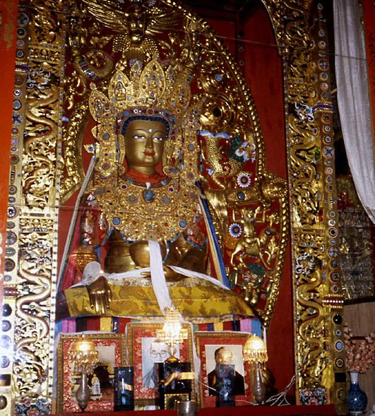 bouddha de bodnat nepal