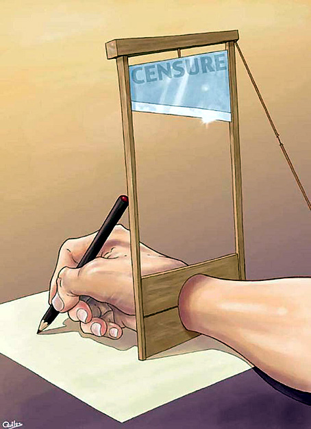 censure mediavores