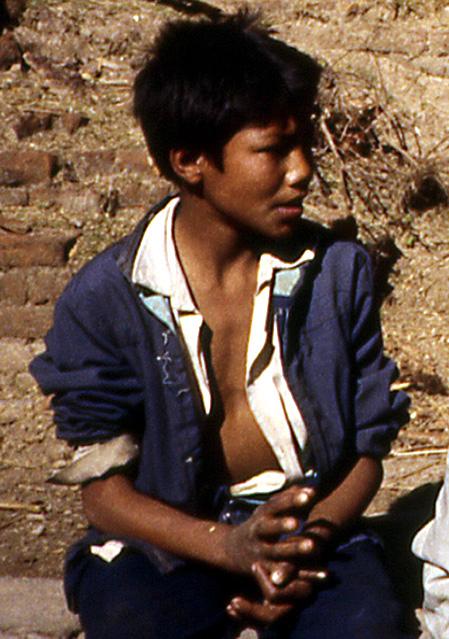 gamin depenaille nepal