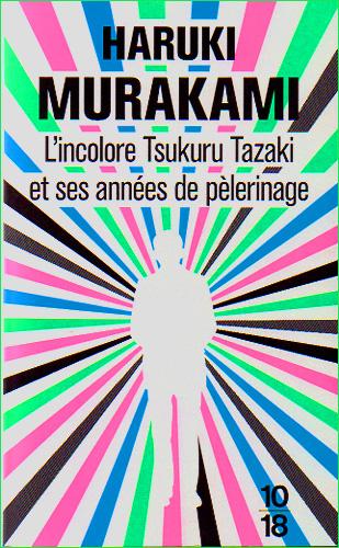 haruki murakami l incolore tsukuru tazaki