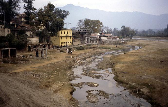 katmandou et bagmati nepal