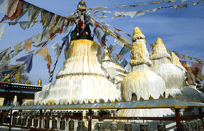 nepal temple nomobuddha