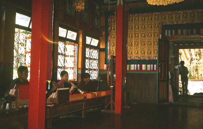 nepal temple pharpaing