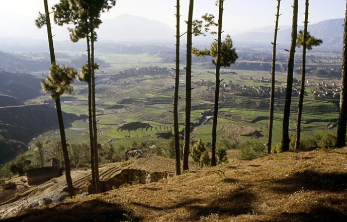 nepal valle katmandou thana dara