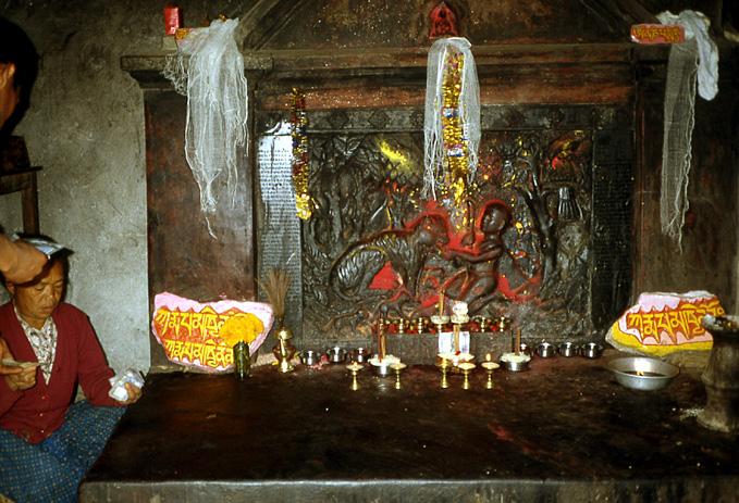 nomobuddha temple nepal