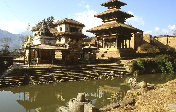 panauti temples nepal