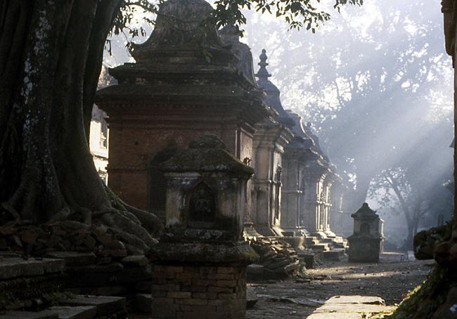 pasupatinath stupas nepal