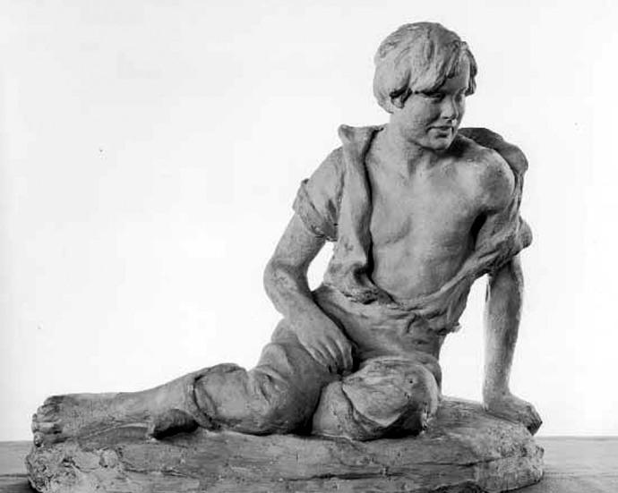 tom sawyer statue