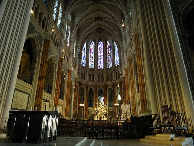 Chartres choeur