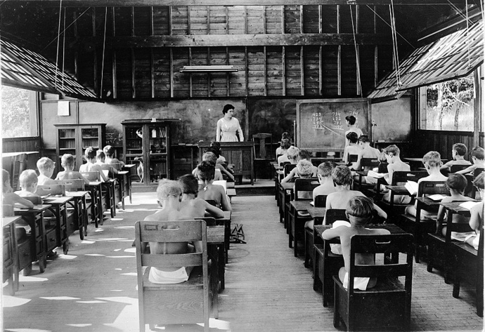 classe torse nu new york v1900 1925