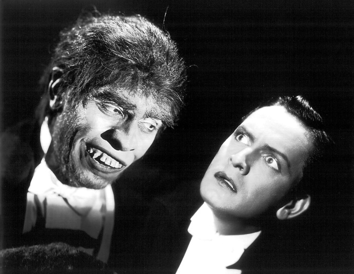 Dr Jekyll and Mr Hyde fredric march