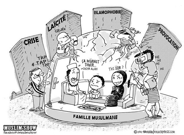 musulmans exclus