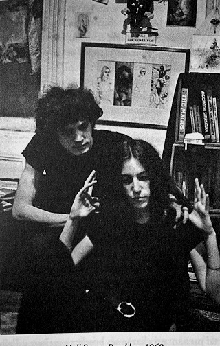 patti smith robert mapplethorpe