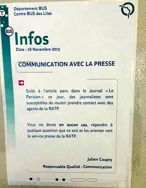 RATP collabo