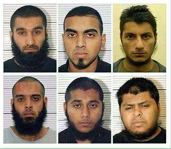 terroristes du vendredi 13