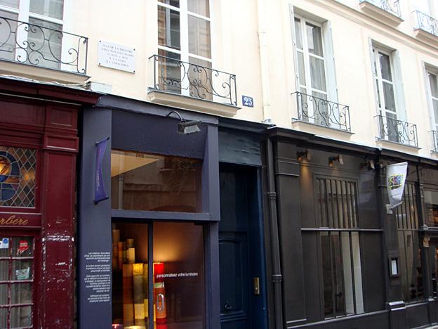 la bruyere maison a paris rue st augustin