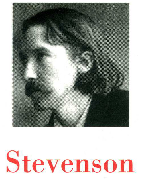 robert louis stevenson portrait