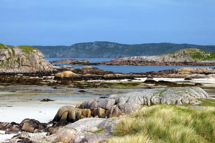 Fidden, Ross of Mull, Isle of Mull, Scotland, UK.