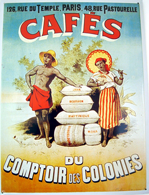 colonies cafes